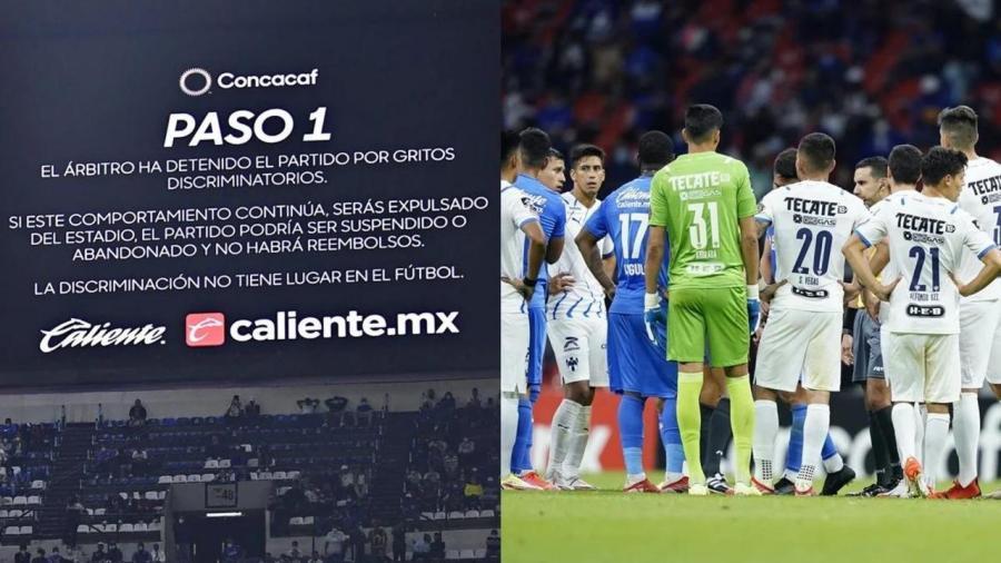 Concacaf analiza sanciones hacia Cruz Azul por grito homofóbico