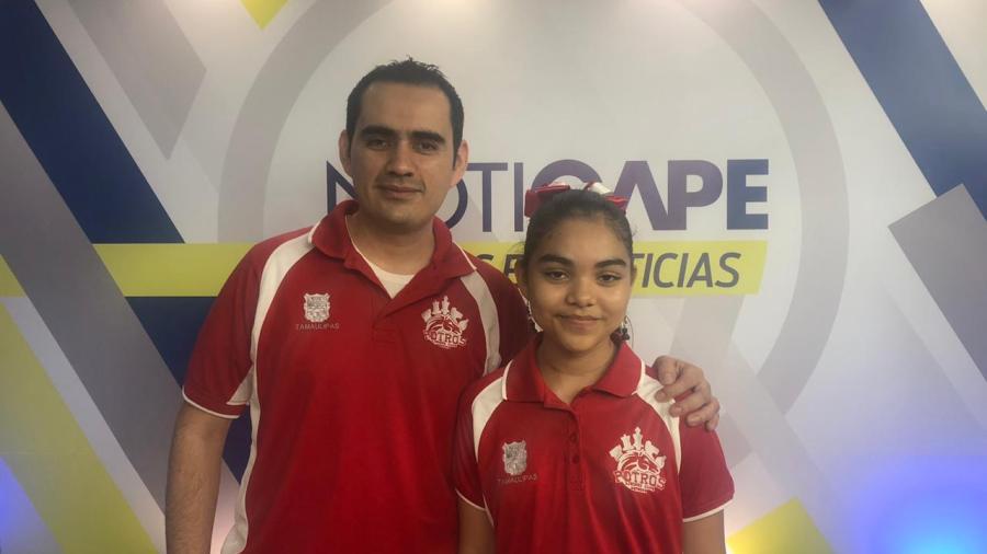Tamaulipeca representará a México en Mundial de Ajedrez en Georgia