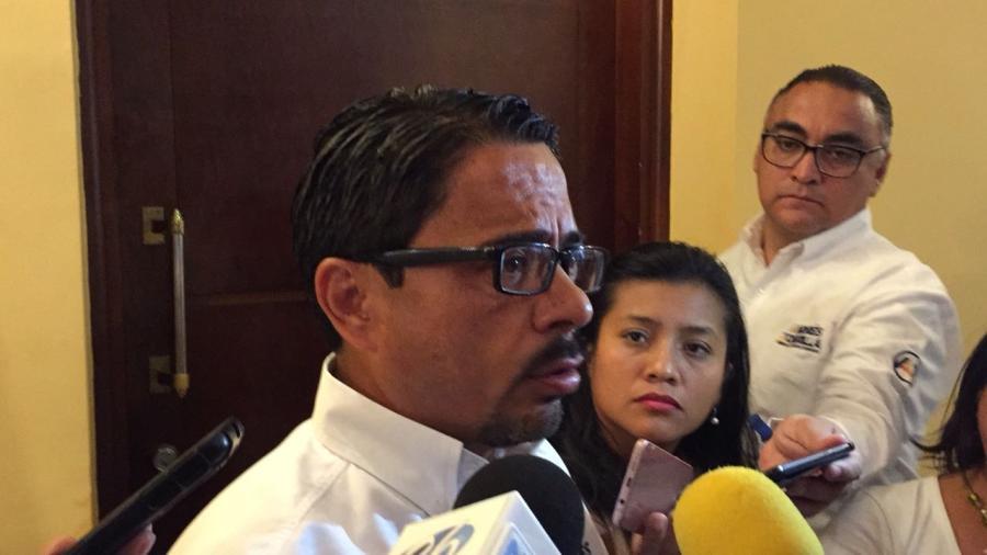 Andrés Zorrilla propone eliminar norte de Veracruz para acceder a fondos metropolitanos