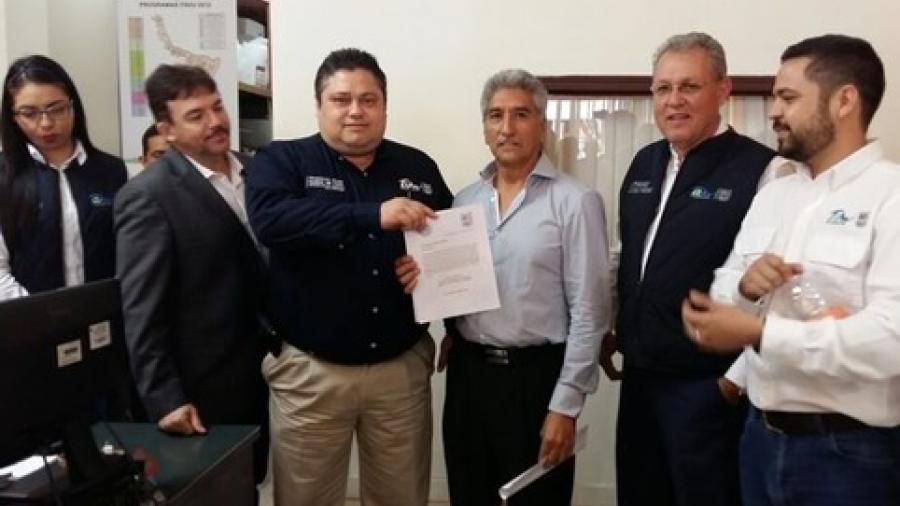 Nuevo Delegado de ITAVU en Valle Hermoso