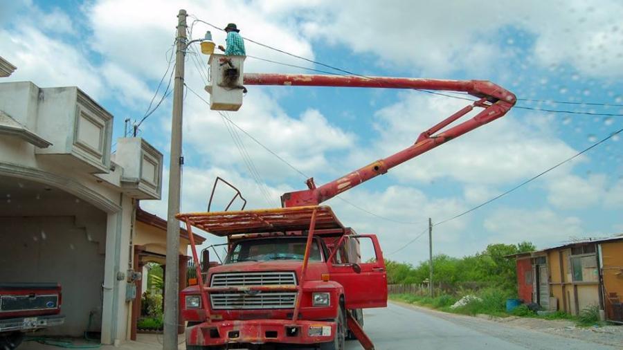 Reparación e instalación de lámparas
