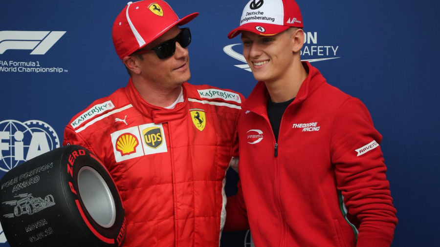Ferrari ficha a Mick Schumacher