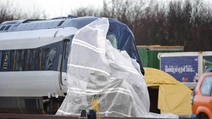 Identifican a víctimas de accidente de tren en Dinamarca