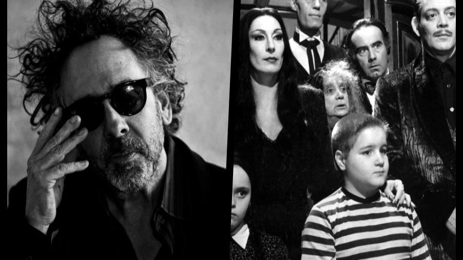 Tim Burton podría dirigir serie de 'Los Locos Addams'
