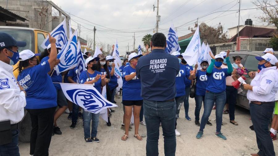 Propone Gerardo Peña impulso a PYMES y a jóvenes