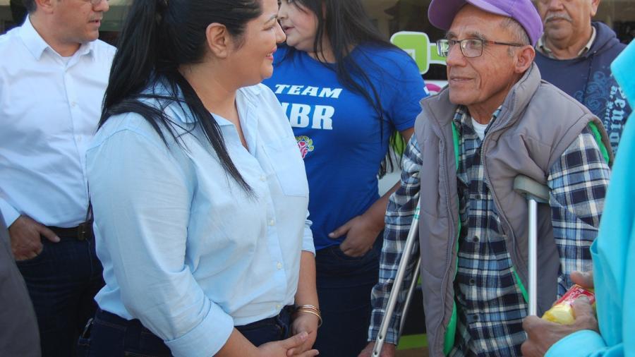 DIF Tamaulipas entrega prótesis a pacientes de la UBR