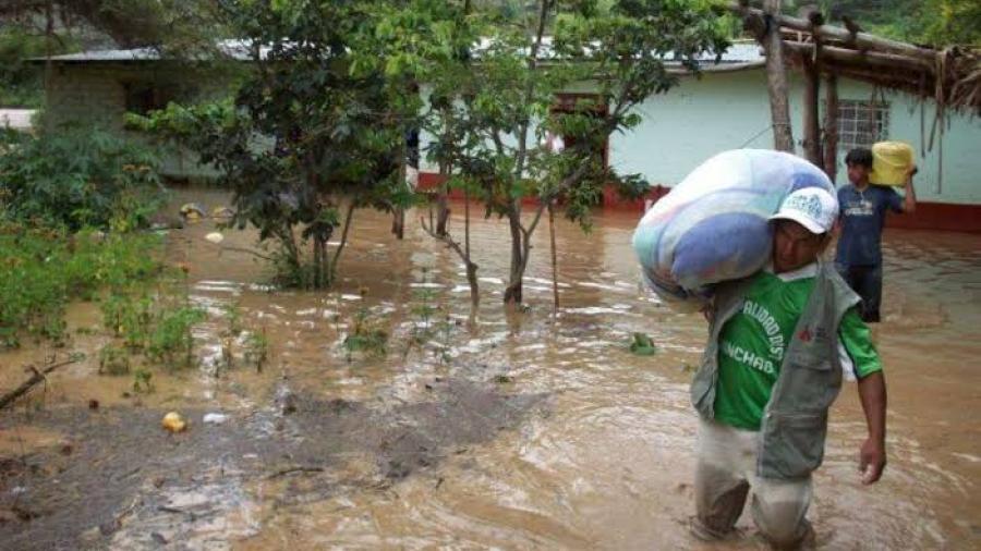 Gobierno peruano declara emergencia en Arequipa por las lluvias