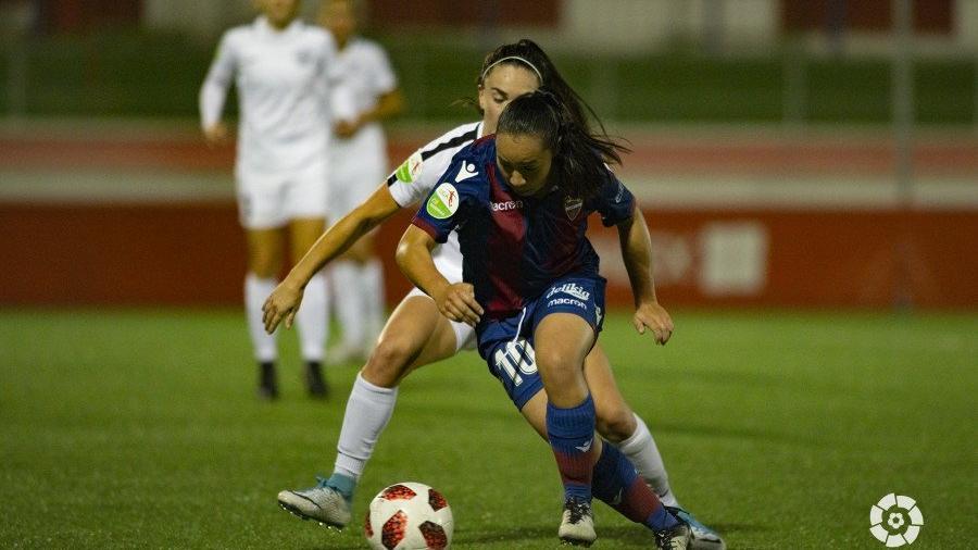 Levante vence 3-2 a Madrid CFF