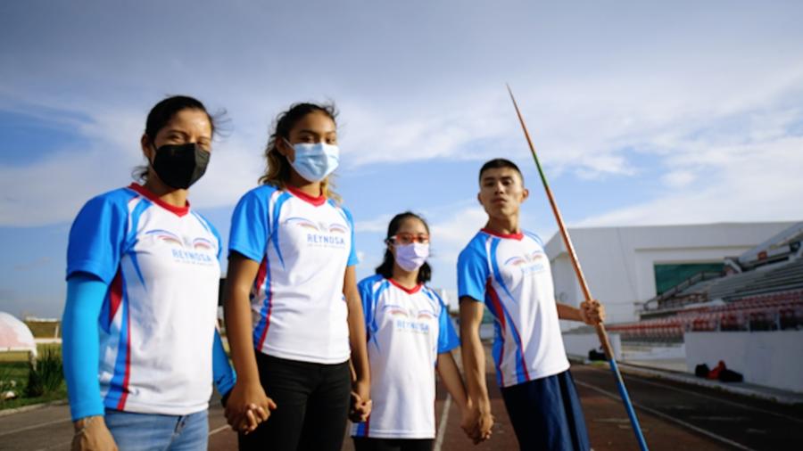 Optimiza  Municipio de Reynosa el deporte con más de 120 MDP