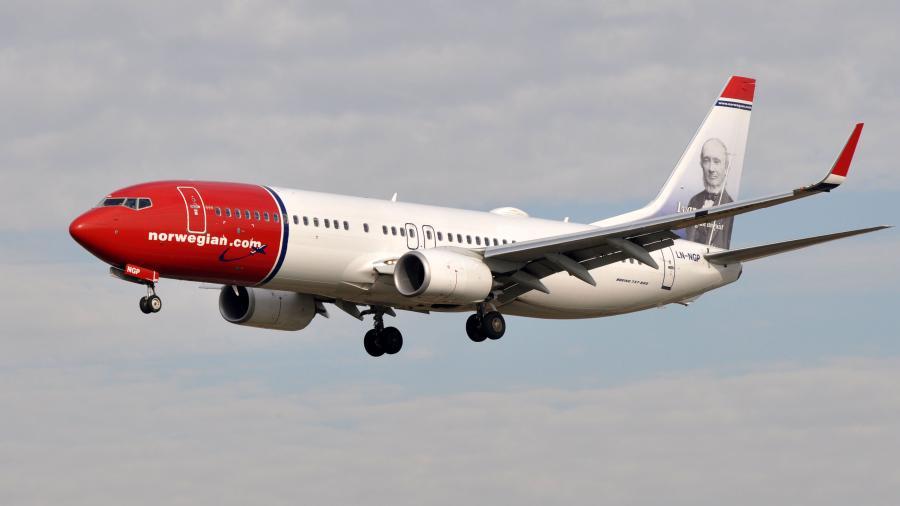 Amenaza de bomba obliga a vuelo de Norwegian a regresar a Estocolmo