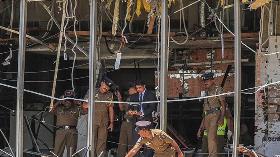 Sri Lanka reduce la cifra de muertos en los atentados