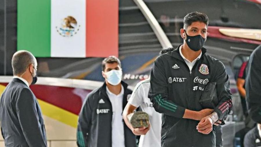 Edson Álvarez será baja del TRI ante el duelo contra Panamá