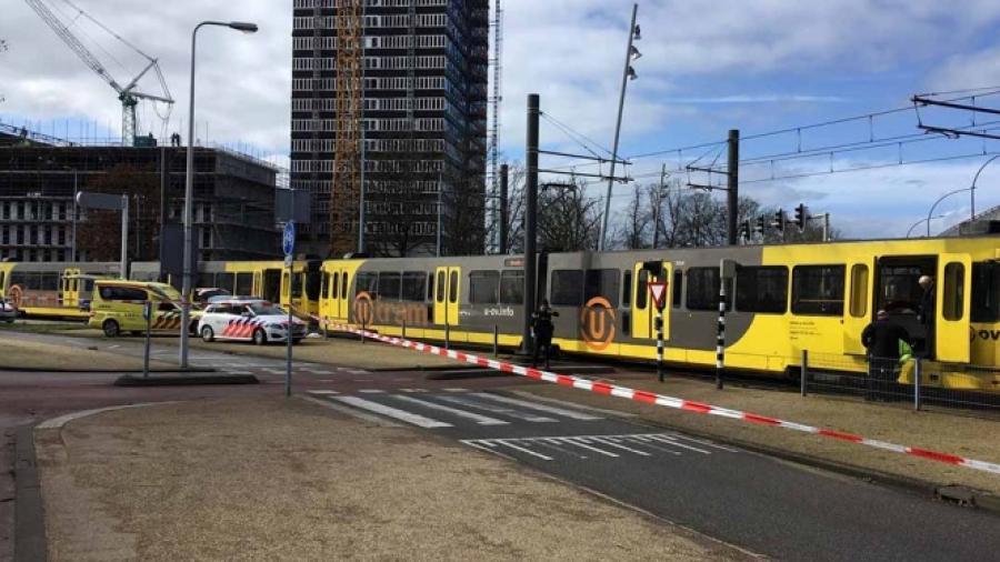 3 muertos por tiroteo en Holanda, ya hay detenido