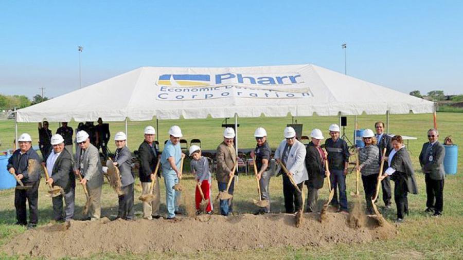 Parque del sur de Pharr será remodelado
