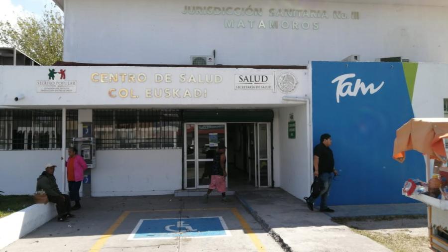 Se presenta nuevo jefe de la Tercera Jurisdicción Sanitaria en Matamoros