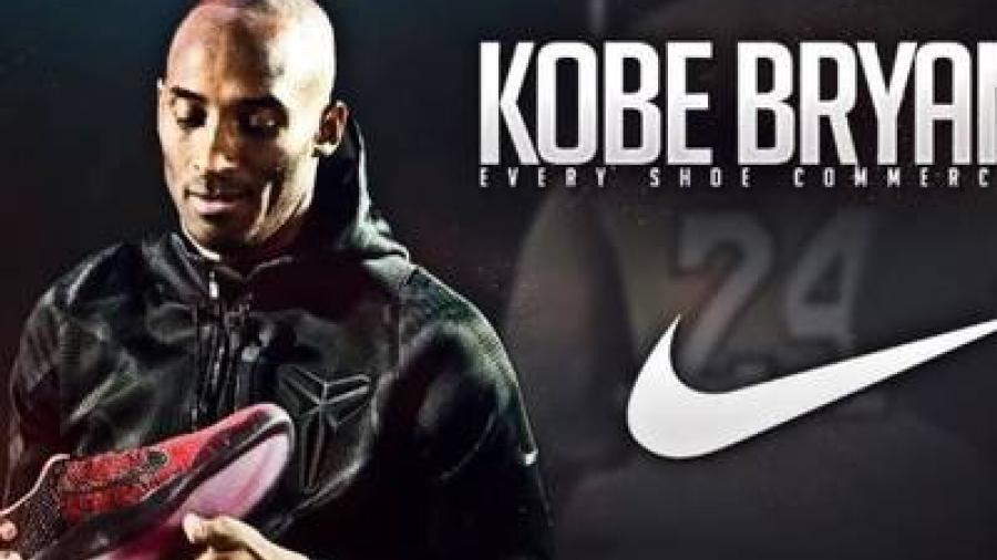 Nike retira productos de Kobe Bryant tras su muerte