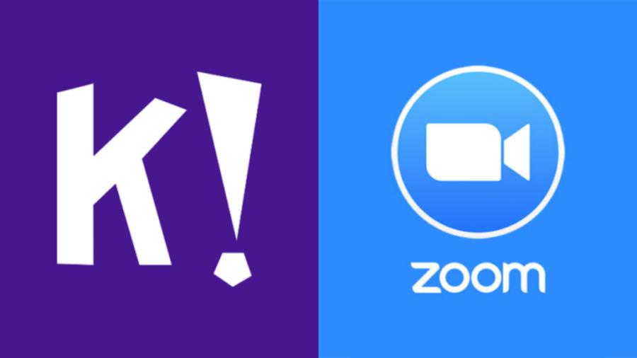 Anuncian colaboración entre Zoom y Kahoot!