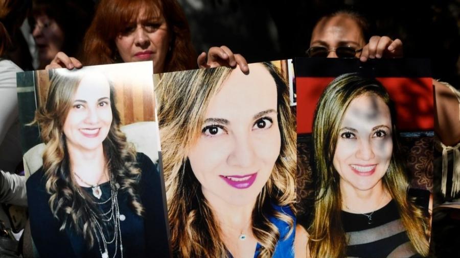 Detienen a presuntos autores materiales involucrados en el  feminicidio de Abril Pérez