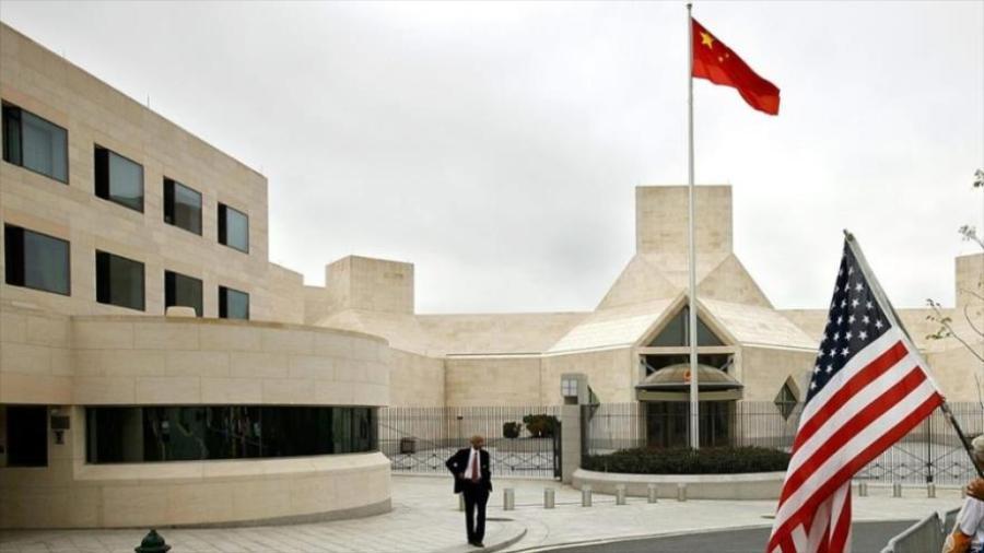 Cerrarán consulado chino en Estados Unidos para detener espionaje industrial