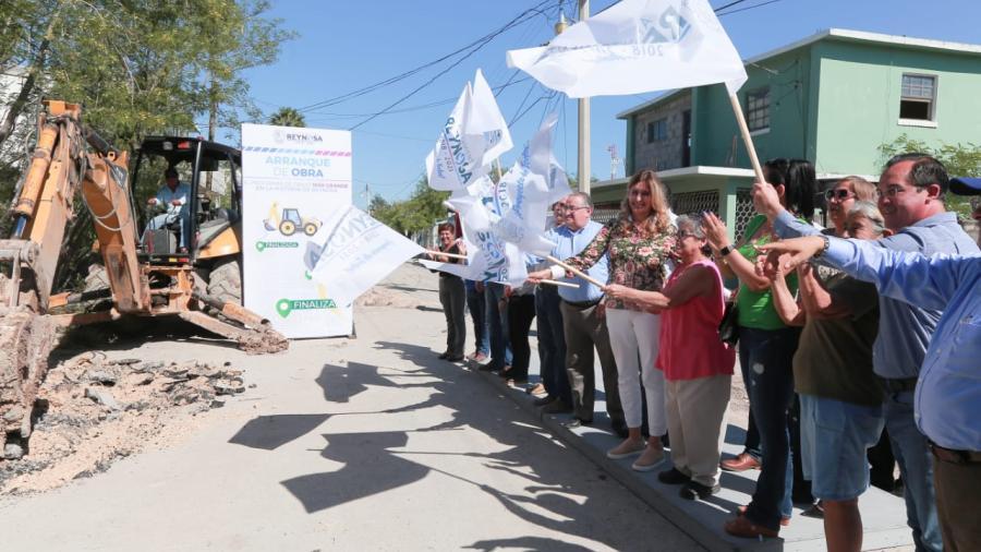 Inicia Gobierno Municipal pavimentaciones por más de 11 mdp