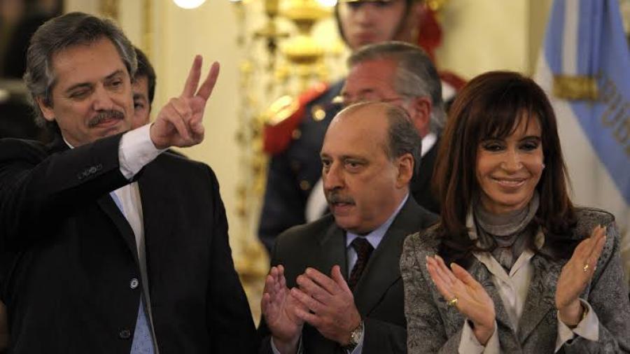 Cristina Fernández irá por la Vicepresidencia de Argentina