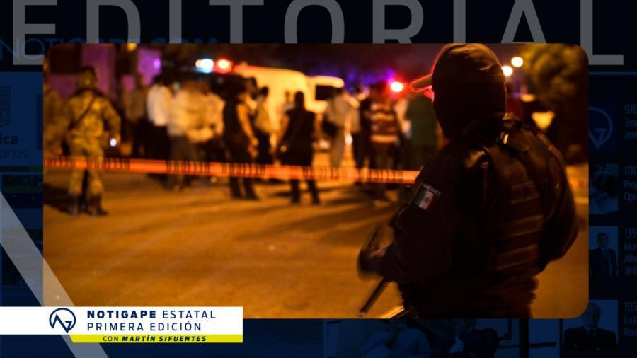 La lista de la vergüenza: Ciudad Victoria como la cuarta ciudad más violenta del mundo