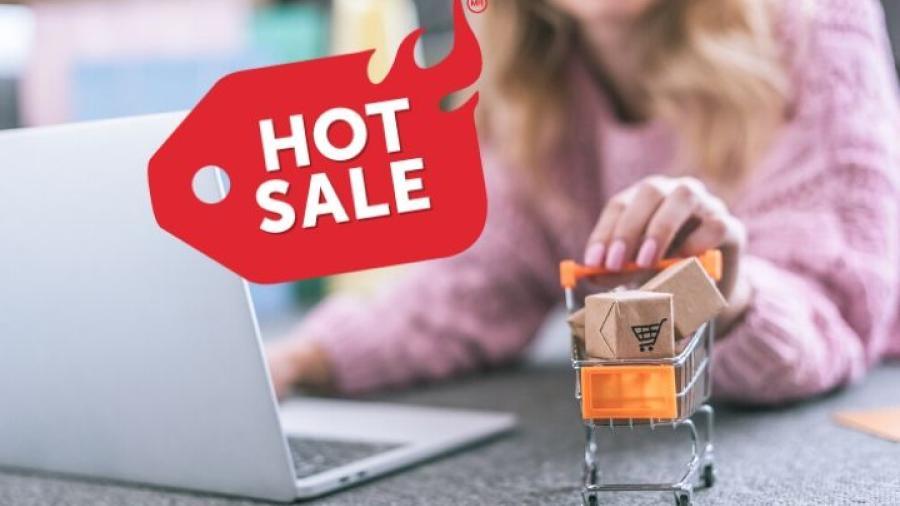 """En tiempos de COVID-19, ha comenzado el """"Hot Sale 2020"""""""