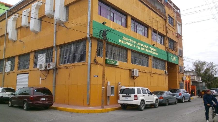 Paran labores 8 empresa en Matamoros, son 5 mil obreros los afectados