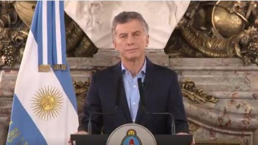 Mauricio Macri lamenta ataque contra diputado argentino