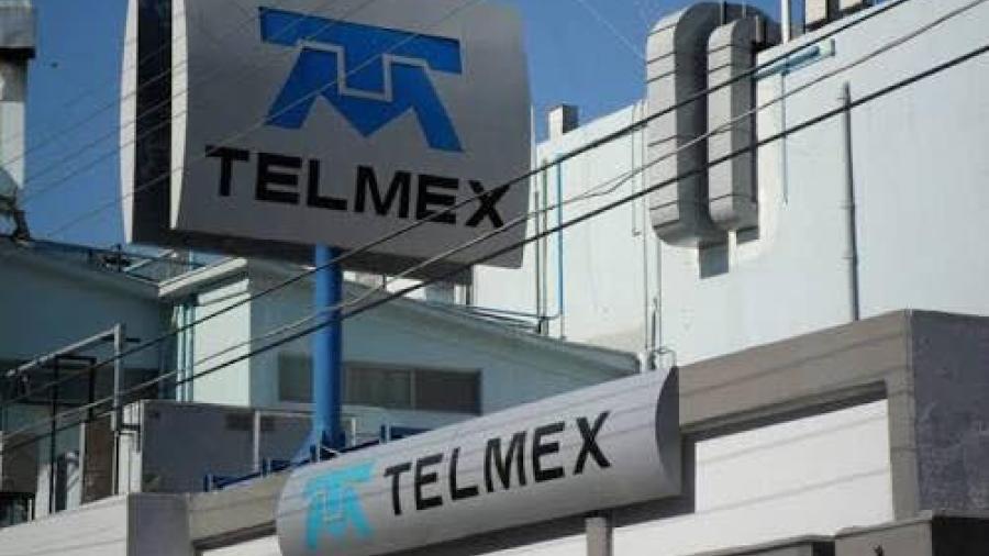 Roban cableado a Teléfonos de México