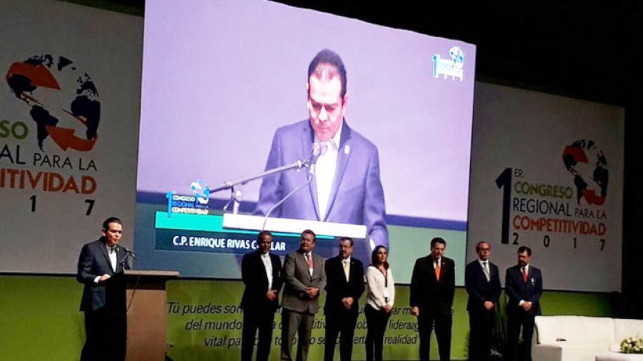 """Culmina el """"Primer Congreso Regional para la Competitividad 2017"""""""