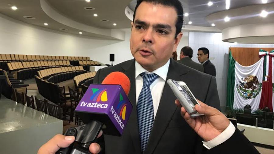 Fortalecen trabajo por Nuevo Laredo Enrique Rivas y congreso del estado