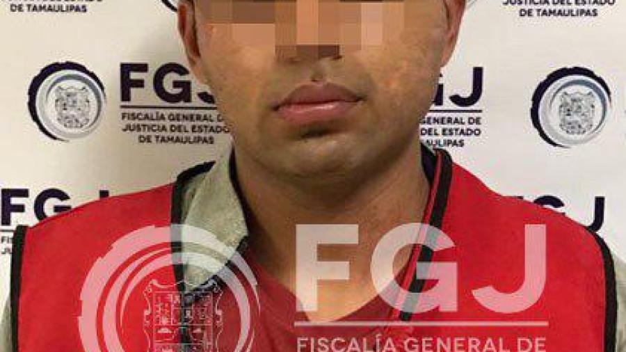 """La Fiscalía General de Justicia del Estado de Tamaulipas informa que fue vinculado a proceso Jorman """"R"""""""