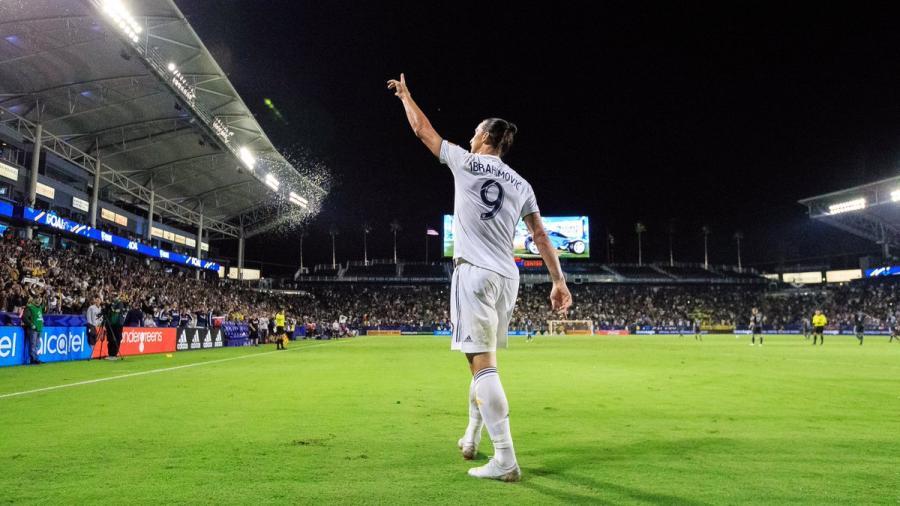 Zlatan Ibrahimovic anuncia su salida del LA Galaxy