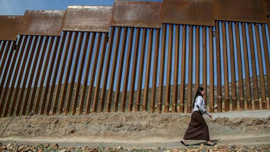 Construcción de muro fronterizo entre Texas y México recibe 11 MDD