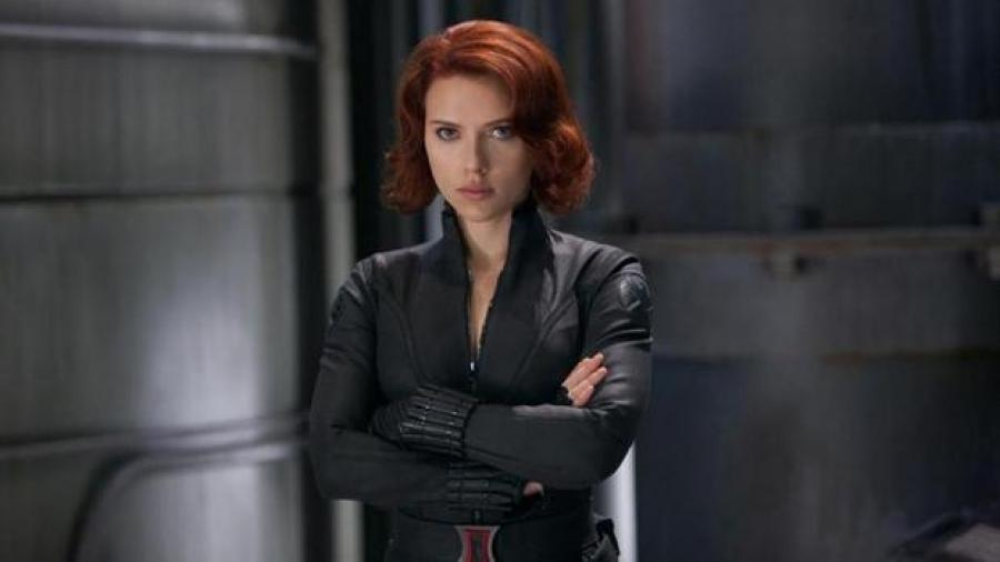 """Revela Marvel increíble escena de acción de """"Black Widow"""""""