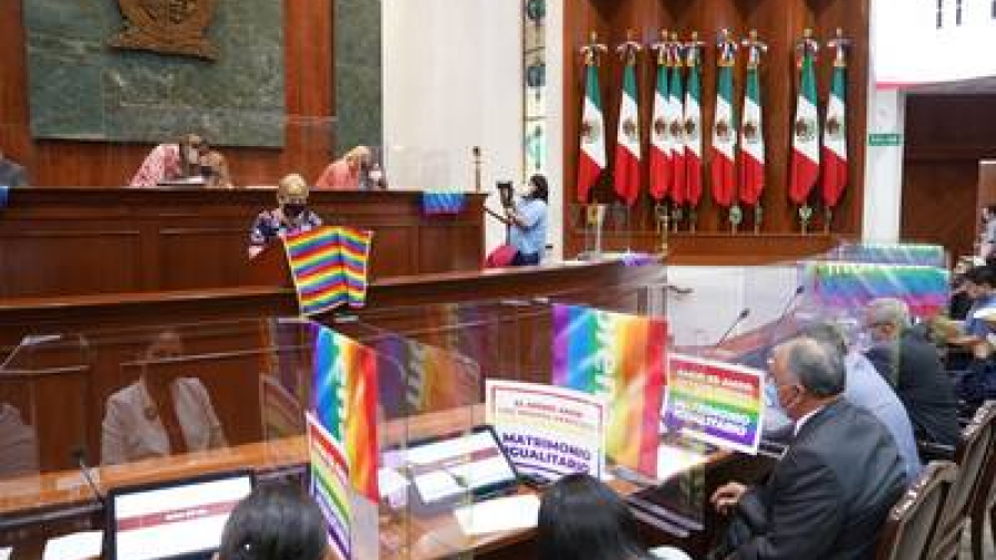 Congreso de Sinaloa aprueba el matrimonio gay