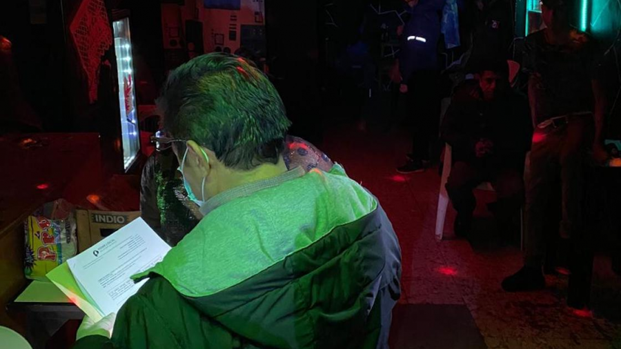 Rescatan a 18 víctimas de prostitución en Nezahualcóyotl