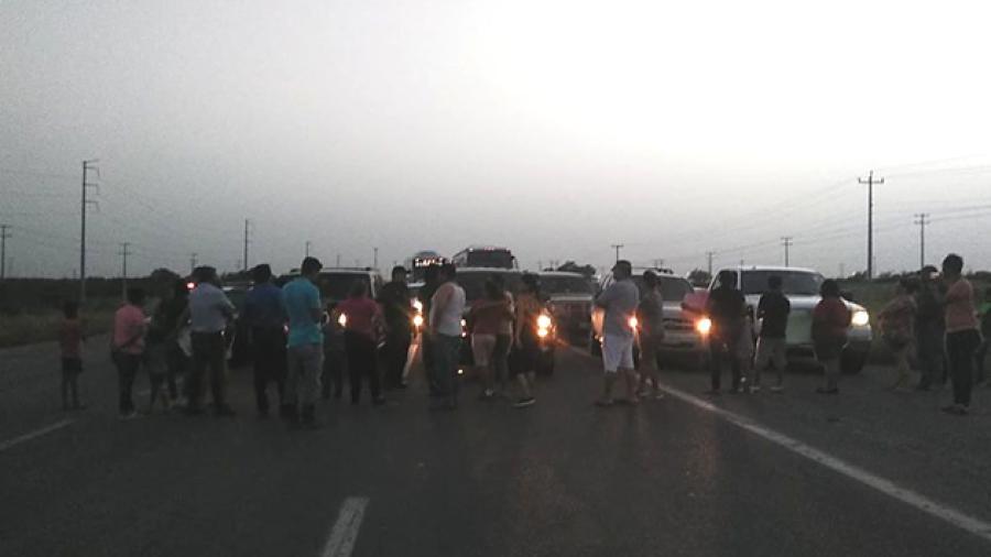 Dialogan ciudadanos de Bugambilias y San Valentín con Comapa Reynosa