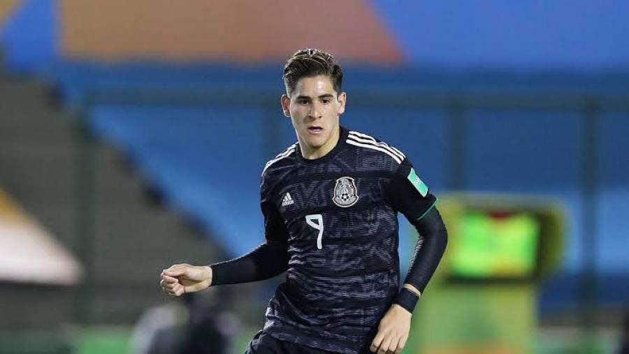 Santiago Muñoz decide representar a la Selección Mexicana de Fútbol