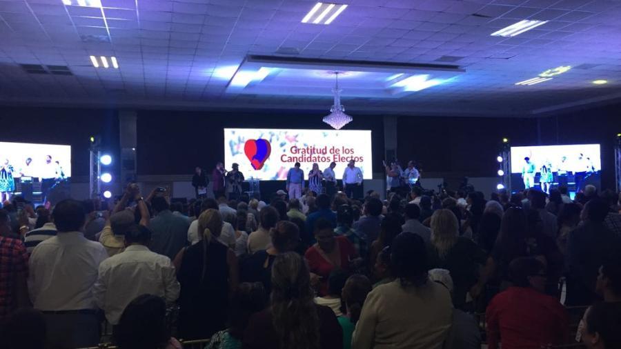 Gracias Matamoros: Candidatos electos de MORENA