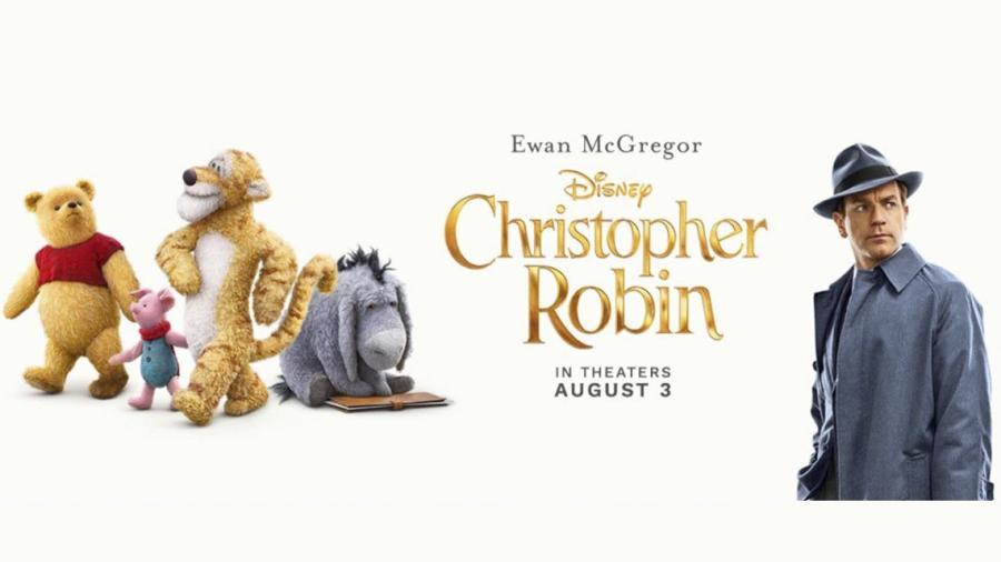 """El nuevo trailer de """"Christopher Robin"""""""