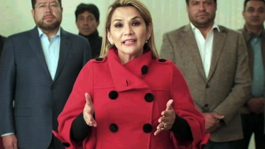 Jeanine Áñez deja su candidatura a la presidencia de Bolivia