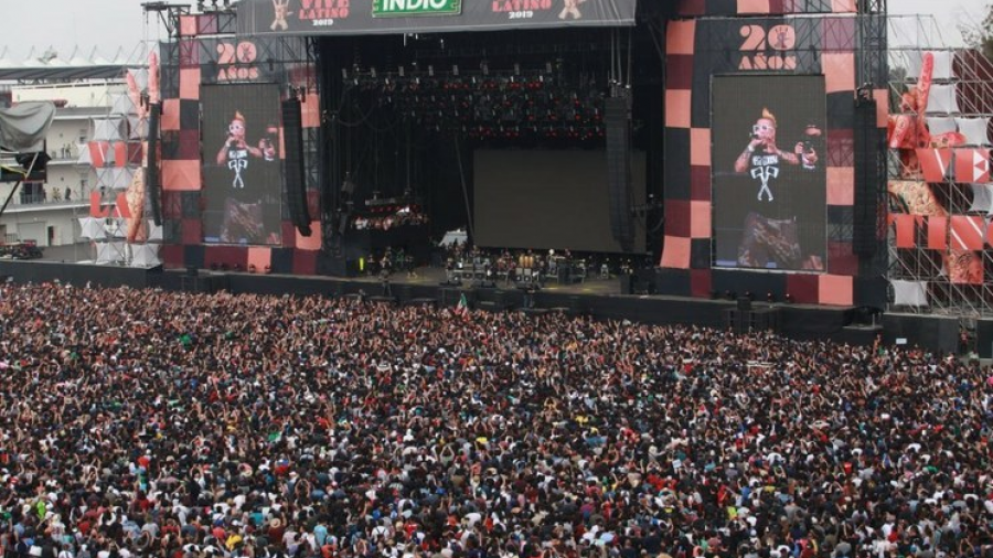 ¡Prepárate! Llegan fechas para el Vive Latino 2022