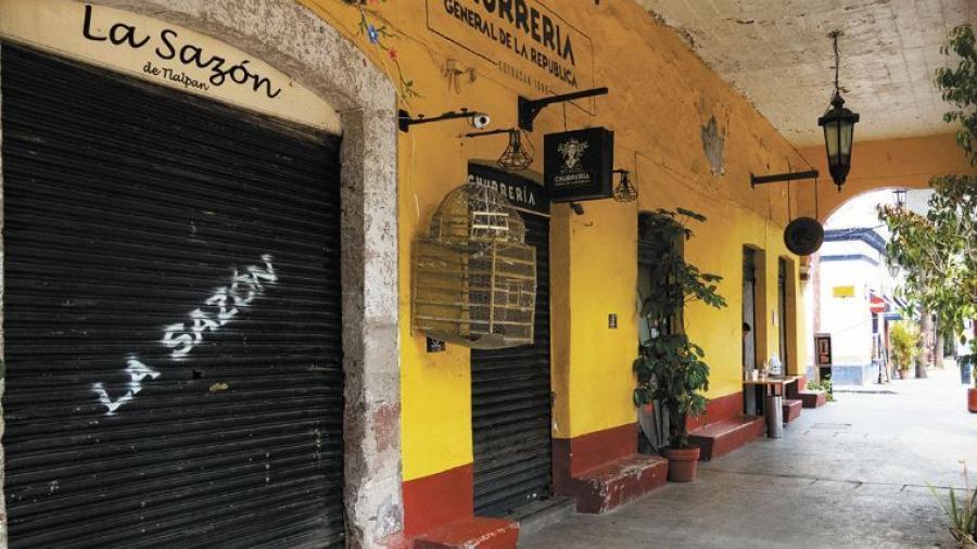 Afirma INEGI que el 93% de empresas mexicanas tuvieron afectaciones por la pandemia