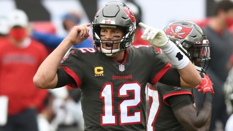 Tom Brady y los Buccaneers enfrentarán a Green Bay por el pase al Super Bowl LV