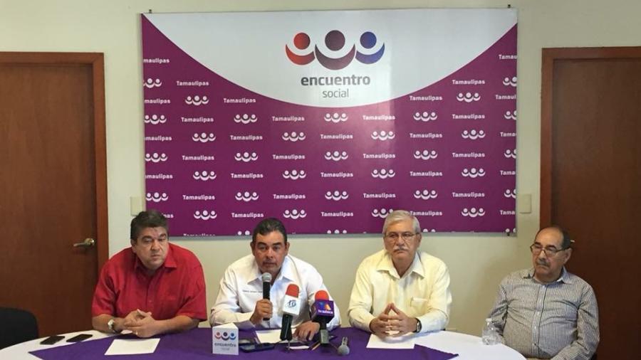 """La Coalición """"Juntos Haremos Historia"""" presenta candidatos a diputaciones federales"""