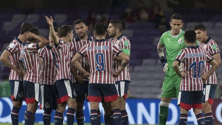 Chivas cae en su debut dentro del Mundial de Clubes
