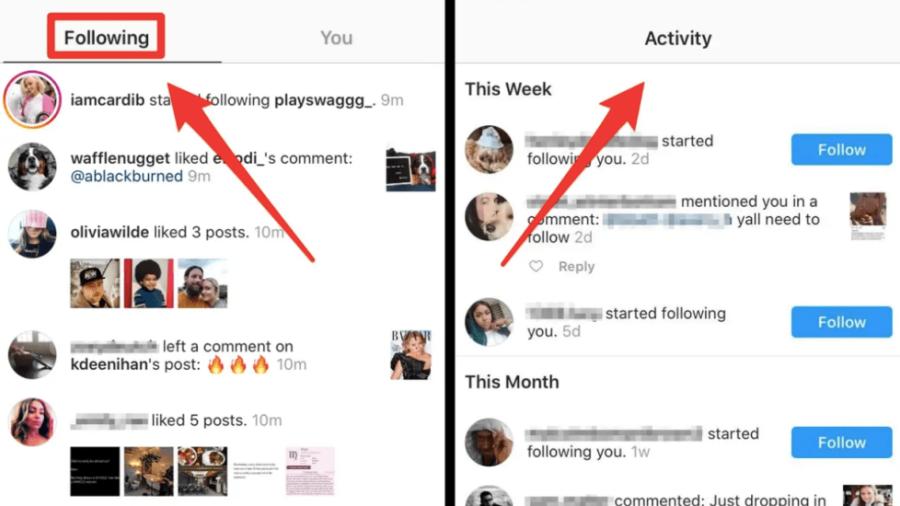Ahora ya no podrás 'stalkear' la actividad en Instagram