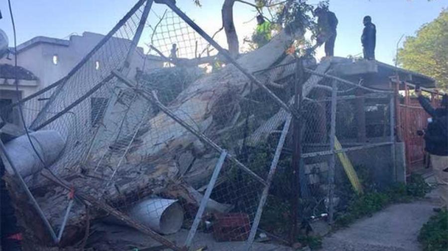 Atienden en Coahuila daños por vientos